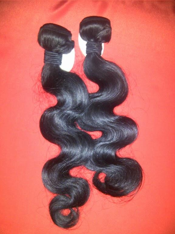 Misskombe How I Bleach My Hair Extensions 5 Step Tutorial