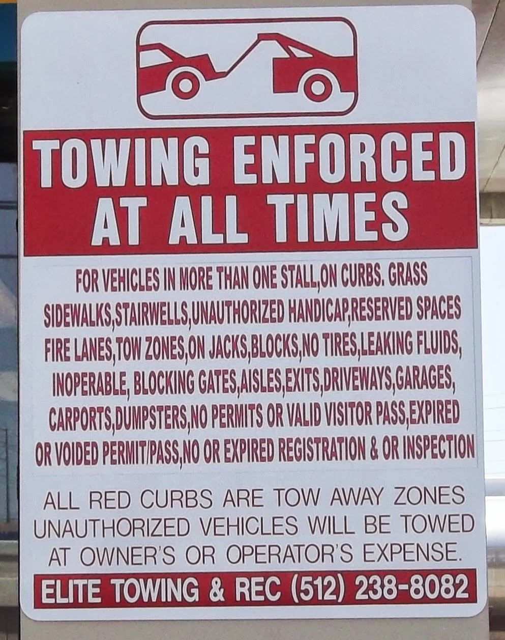 How To Get A Car Towed Off Private Property