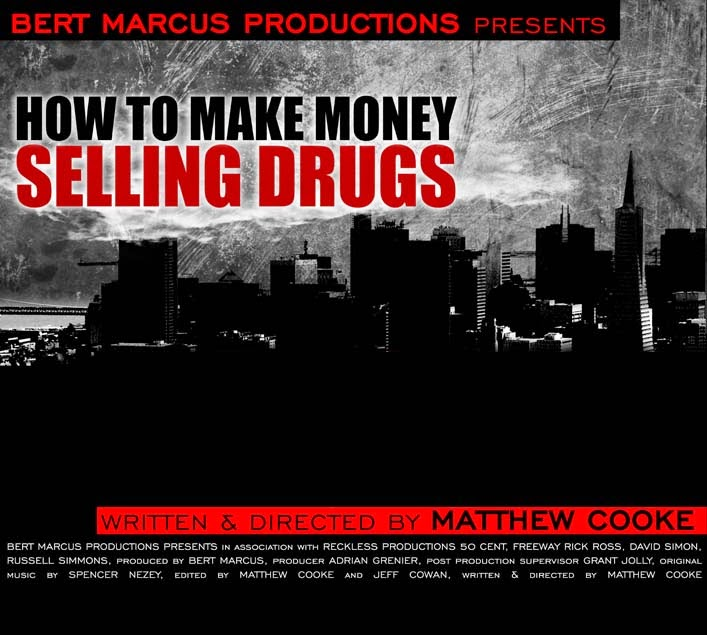 How to Make Money Selling Drugs (2012) [1080p. Inglés]