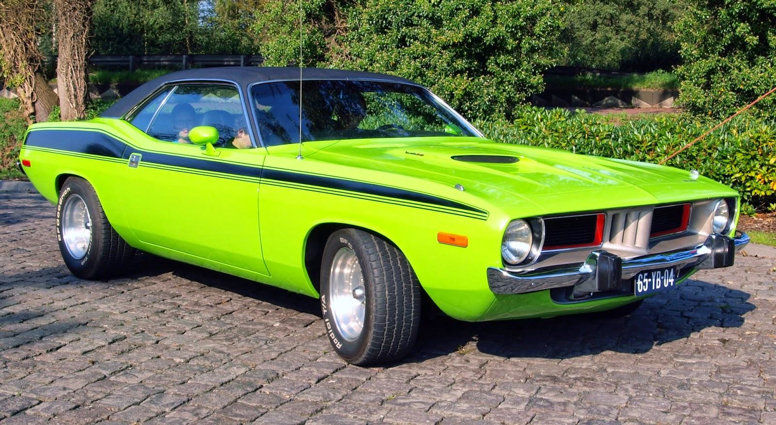 Image gallery 1976 plymouth barracuda