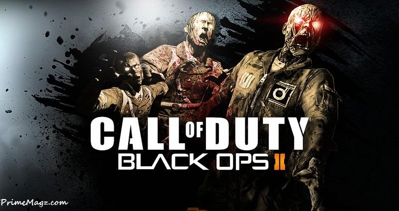 Zombies Wallpaper Black Ops 2