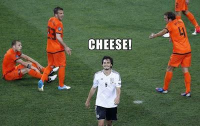 Hummels und die Holländer Cheese