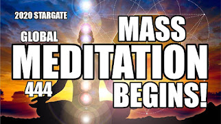 MICHAEL LOVE: *** DAS EVENT - DIE HISTORISCHE GLOBALE MASSENMEDITATION BEGINNT! ***
