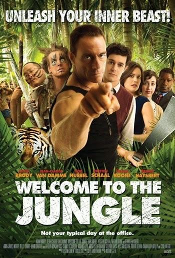 Ver Welcome to the Jungle (Bienvenido a la jungla) (2013) Online