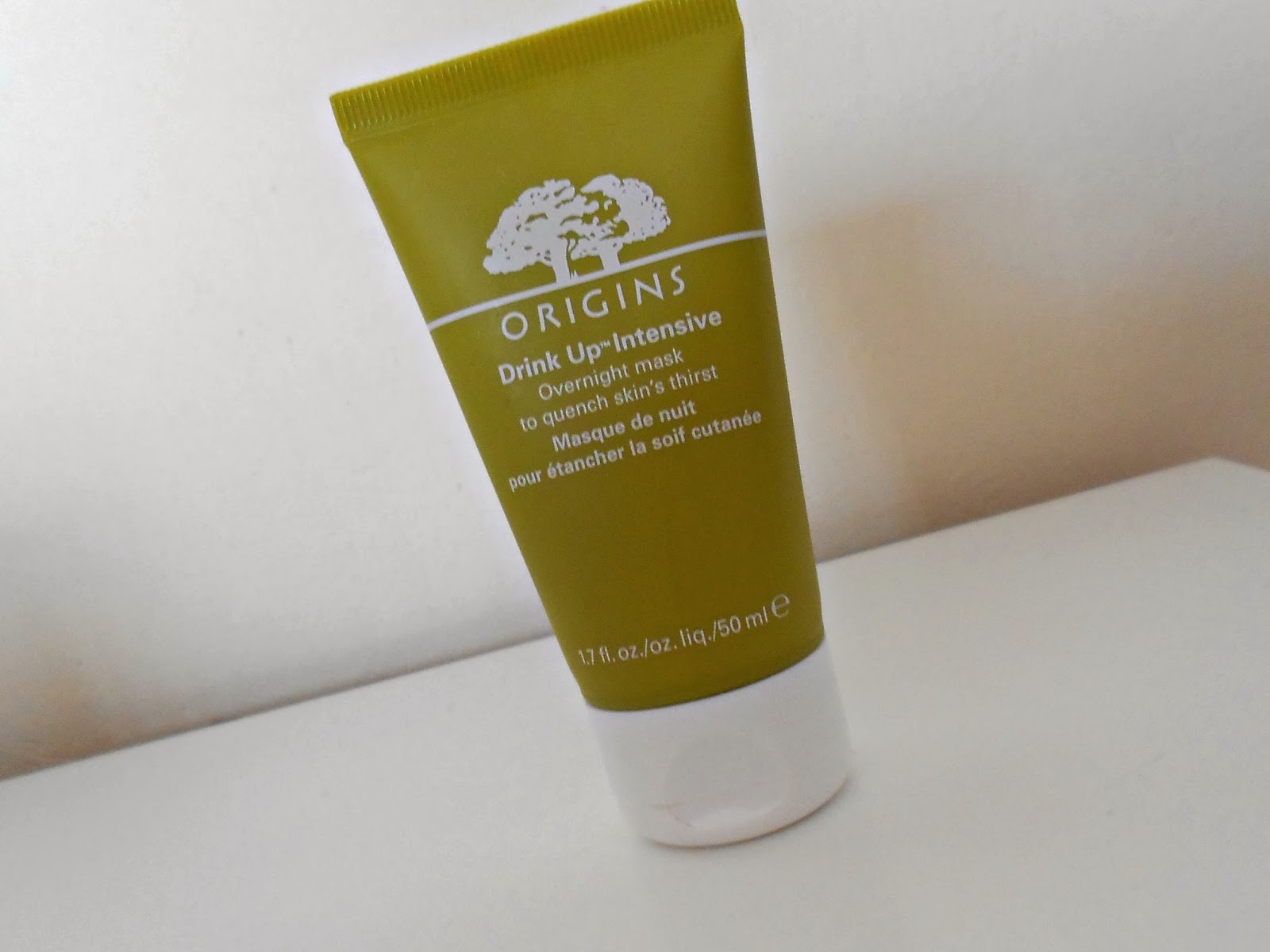 Origins drink up mask review
