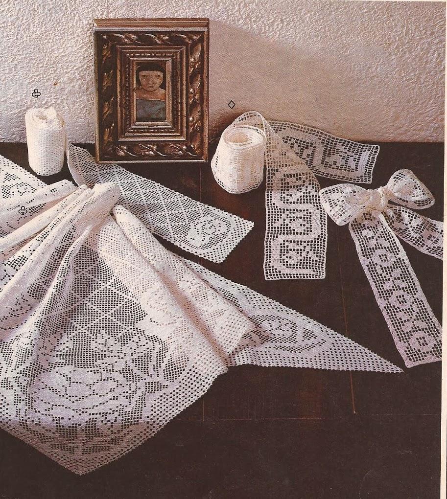 Cintas a Crochet