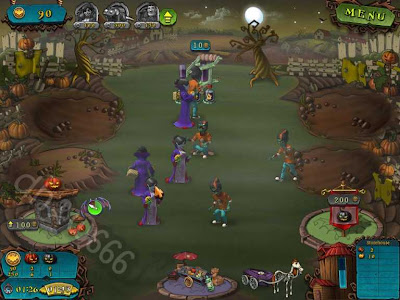 Doownload VAMPIRES vs ZOMBIES v1.0.0.1 Full Patch ~ MediaFire 253MB