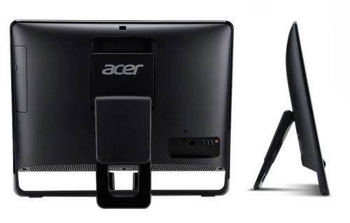 моноблок Acer Aspire Z3-605 со всех сторон