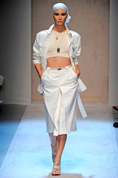 Salvatore Ferragamo Spring Collection 2011