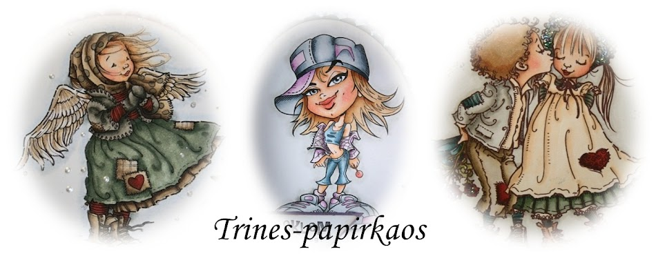 Trines-papirkaos