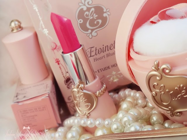 pink and girly and pre...