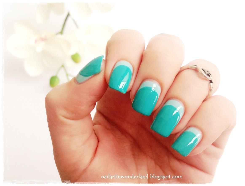 Ruffian Manikürü nedir? / What is Ruffian manicure? │ Minty Ruffian Nail Art