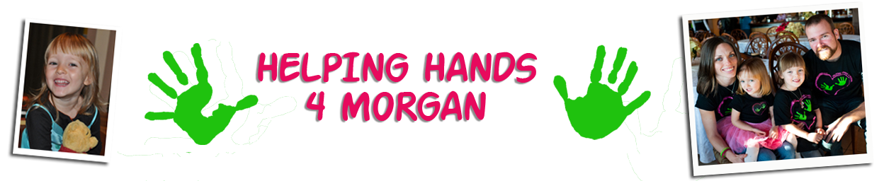 Helping Hands 4 Morgan