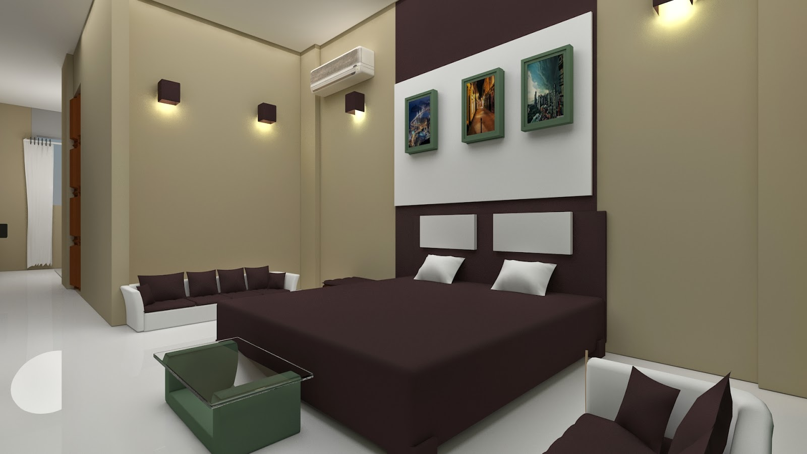 Autodesk 3ds max interior design home design for Decoration 3ds max