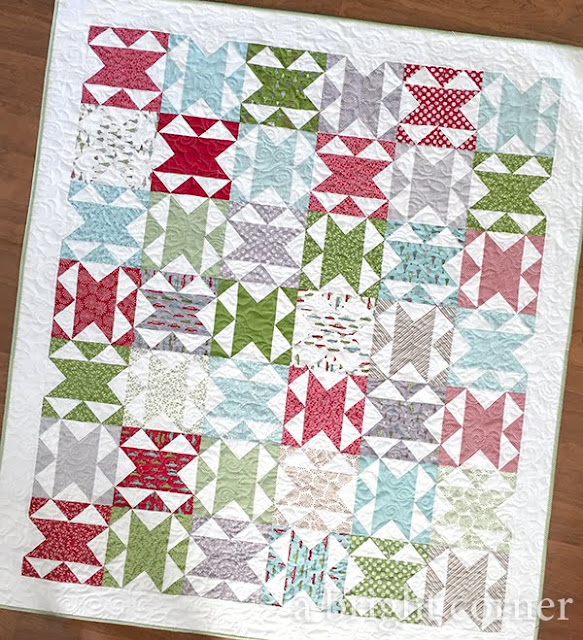 Christmas Chatterbox Quilt