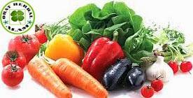 wortel, tomat, buah, sayur