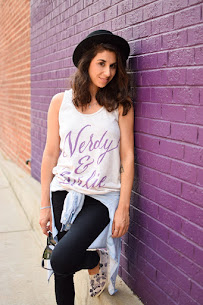 The Nerdy & Girlie Tee