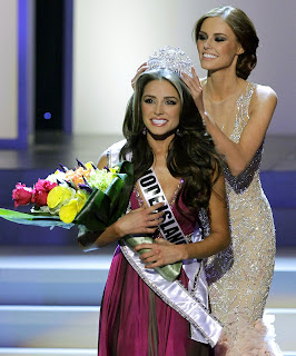 Miss USA 2012 from Rhode Island