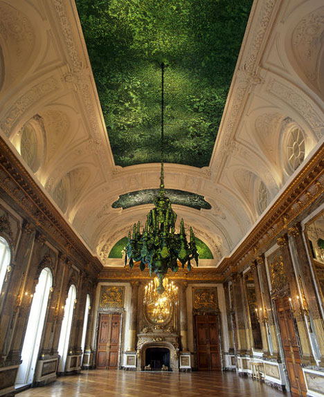 Delicieux Royal Palace Brussels   High Art Ceiling