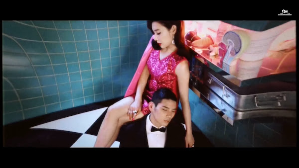 Girls' Generation Mr. Mr. Tiffany Teaser