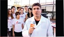 PROFESSOR KIKO NA REDE TV 1 - GOIÂNIA