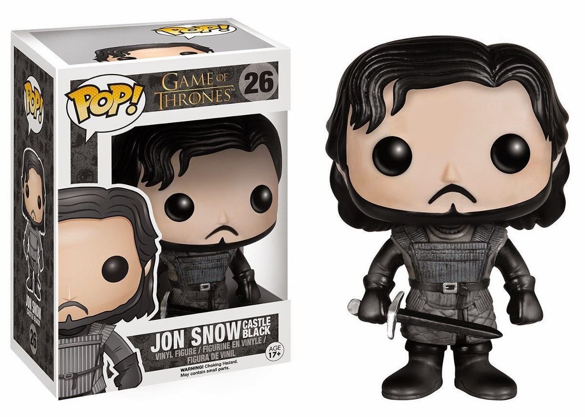 Funko Pop! Castle Black Jon Snow