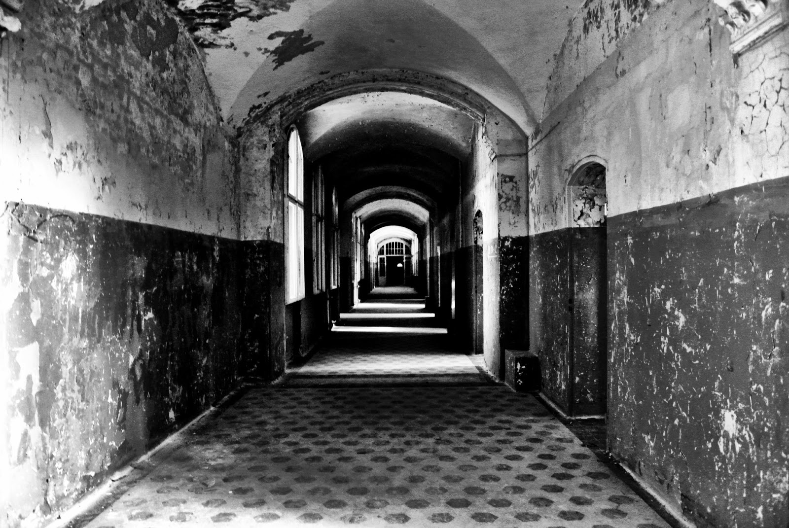 Sites of military sanatoriums: a selection of sites