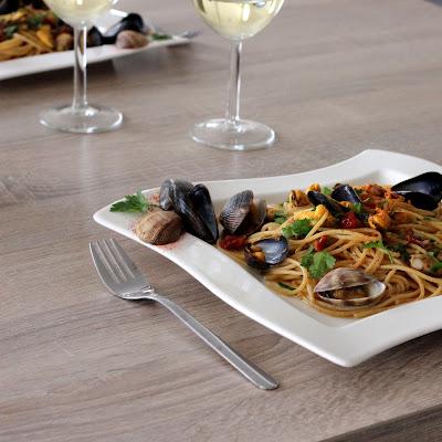 Illustration 2 Spaghetti aux Vongole & aux Moules