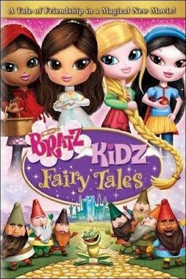 Bratz Kidz Fairy Tales 760249544 large Bratz Kidz Cuentos de Hadas (2008) Dvdrip Latino
