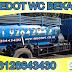 HARGA SEDOT WC BEKASI 08128643430