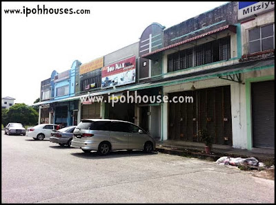 IPOH FACTORY FOR RENT (I00152)