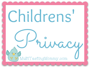 Childrens' Privacy