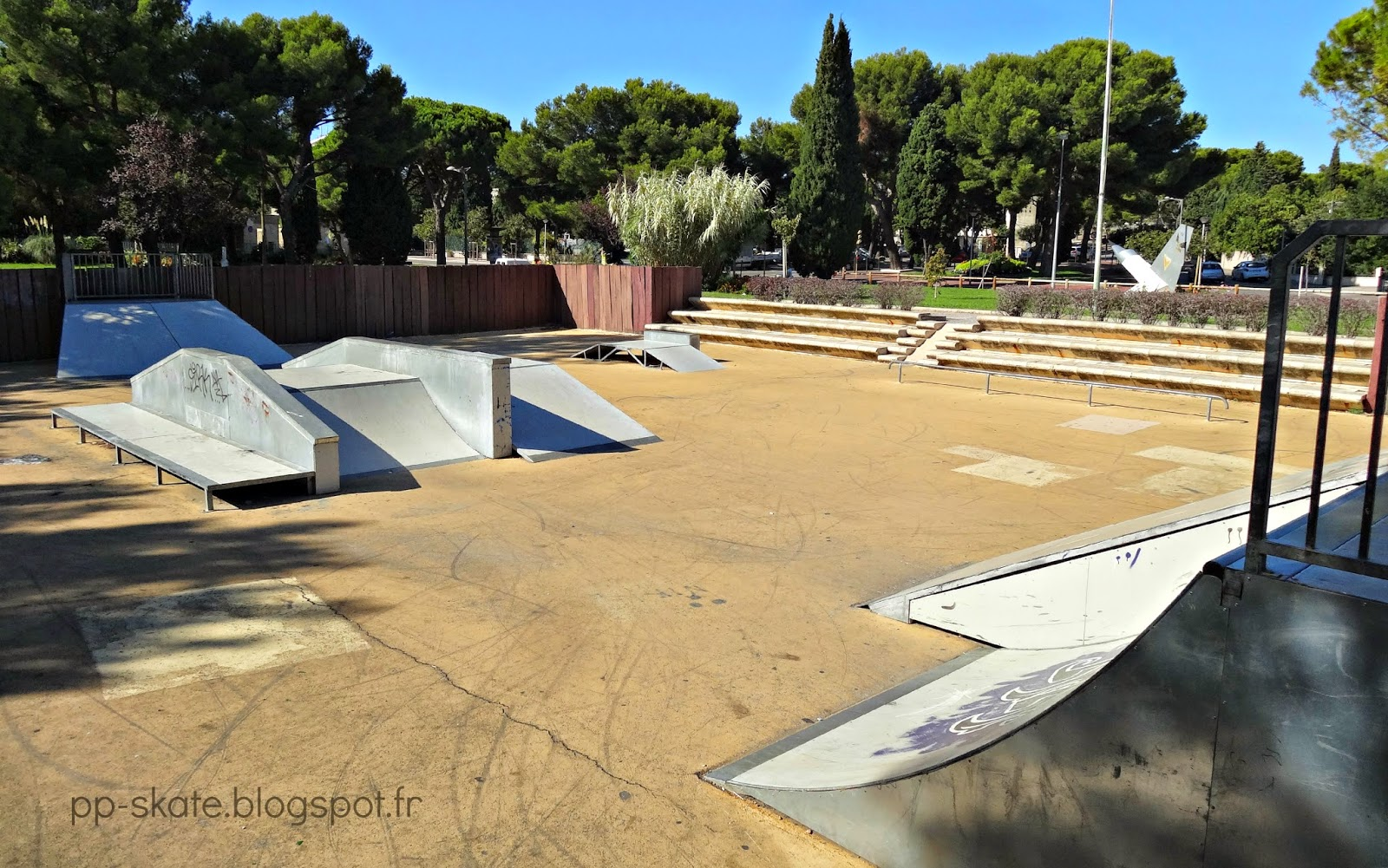 skatepark port de bouc