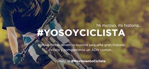 Carnet ciclista personal #yosoyciclista