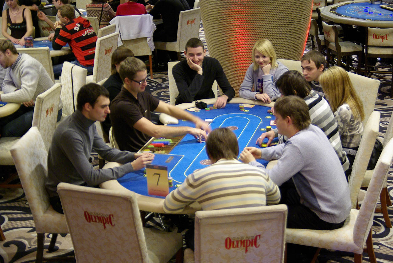 olympic casino poker club riga