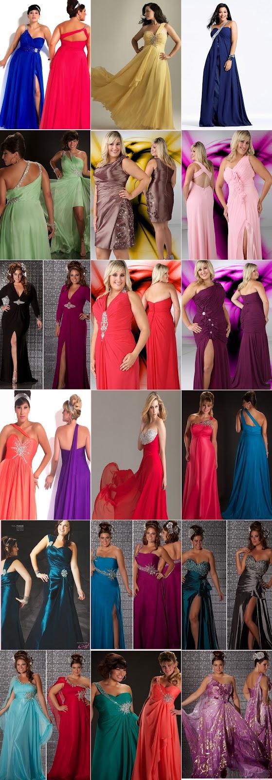 Prom Dresses – Full-Figured!