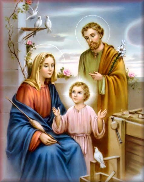 Blog cat lico navide o im genes animadas de la sagrada for De la sagrada familia