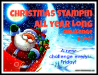 CHRISTMAS STAMPIN BLOG CHALLENGES