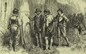 Misterio da Colônia Roanoke, Croatoan