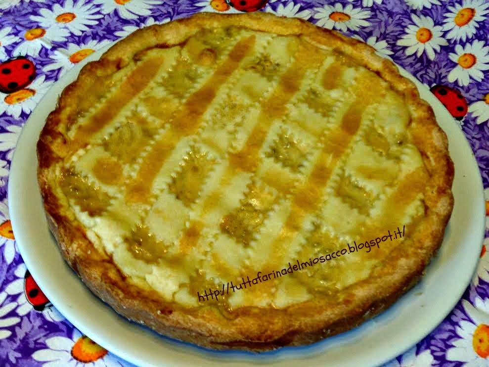 pastiera napoletana light