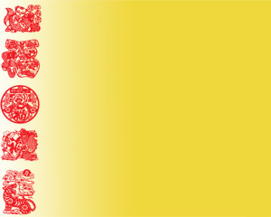 FREE Chinese New Year PowerPoint Background 7