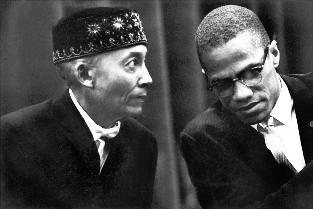 an overview of the malcolm xs views from a perspective of a muslim Martin luther king jr and malcolm x,  luther king and malcolm x's beliefs became more similar malcolm x corrected himself after his break with the black muslim.
