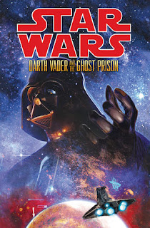 Star Wars: Darth Vader and the Ghost Prison cover