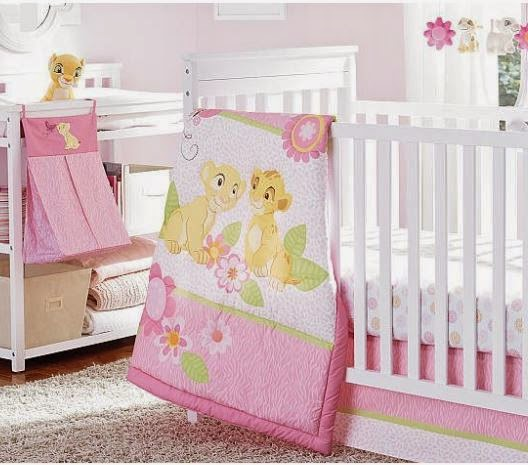 Nala Crib Bedding