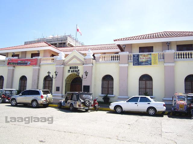 Museo It Akean, Kalibo