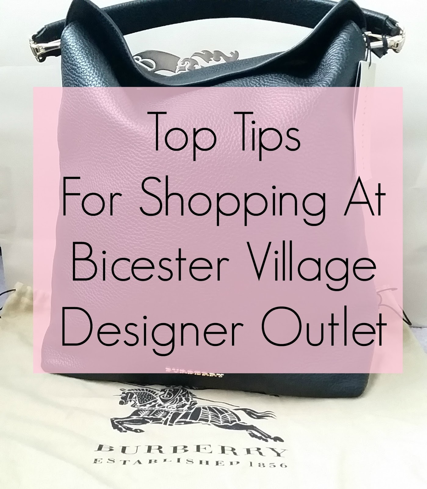 Bicester Village shopping tips