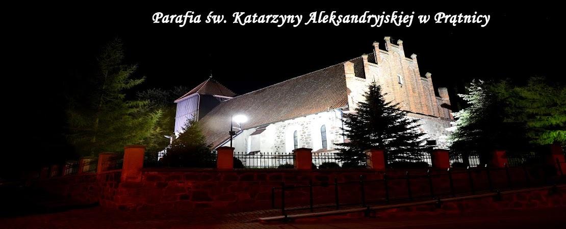 Parafia św. Katarzyny Aleksandryjskiej w Prątnicy