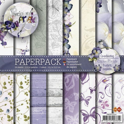 Paper pack 3,95