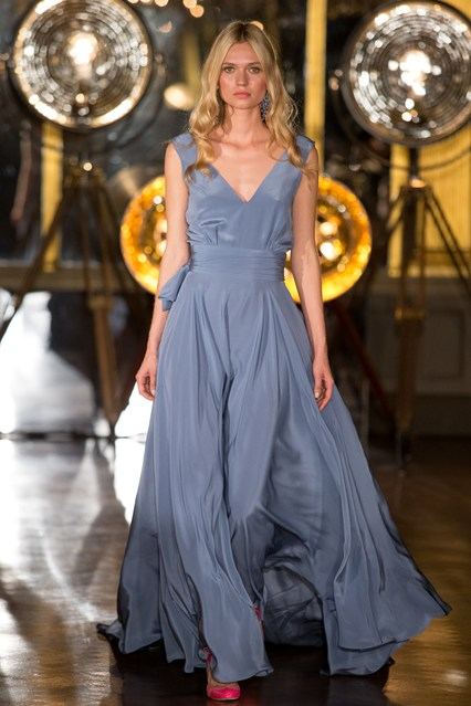 Ong-Oaj Pairam London Fashion Week SS16 catwalk show | LFW report