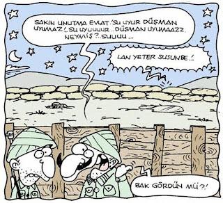 Asker Karikatürleri